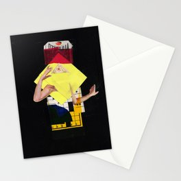 Queen 3 Stationery Cards