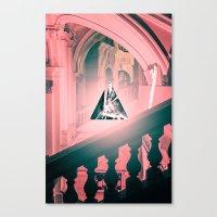 logo Canvas Prints featuring logo by Adrianna Bykowska