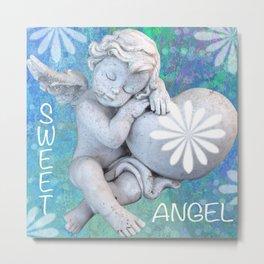Sweet Angel Metal Print