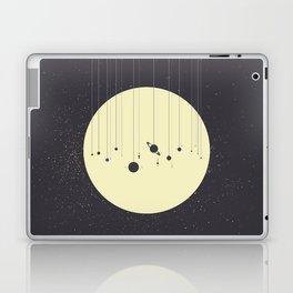 Solar System Strings Laptop & iPad Skin