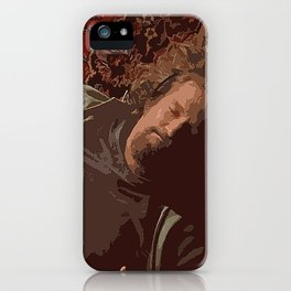 Chill Lebowski iPhone Case