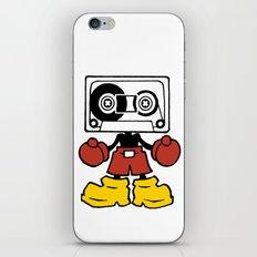 Mix-Tape iPhone & iPod Skin