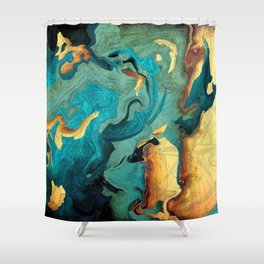 Archipelago Shower Curtain