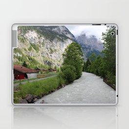 Switzerland Lauterbrunnen Laptop & iPad Skin