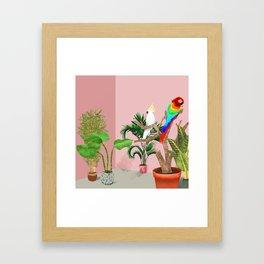 Botanical Paradise Framed Art Print