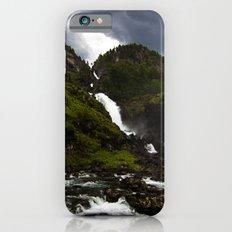Norwegian Waterfalls iPhone 6s Slim Case