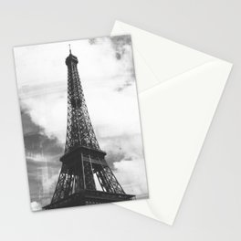 The Eiffel Colosseum Stationery Cards