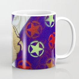 Monky Cross Bones Coffee Mug