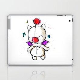Watercolour Moogle  Laptop & iPad Skin