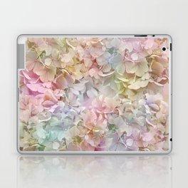 Pastel Hydrangeas Laptop & iPad Skin