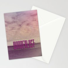 Wanderlust III Stationery Cards