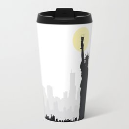 Drunk Liberty Travel Mug