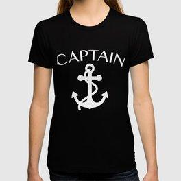 Captain of The Sea Sailing Boating Cruising Cool T-shirt