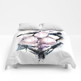 Shibari - Japanese BDSM Art Painting Comforters