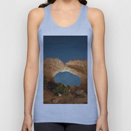 Brobroken Arch Night Sky Unisex Tank Top