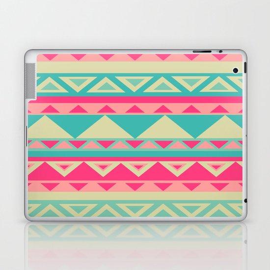 Tropical Tribal Laptop & iPad Skin