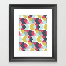 Tribeca Framed Art Print