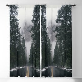 Forest Way Blackout Curtain