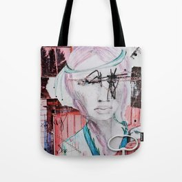 Intuitive Flight Tote Bag