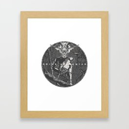 Pride & Promise Framed Art Print