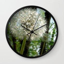 Wish Masheen Wall Clock