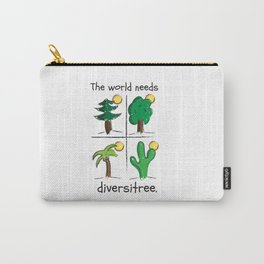 Diversitree Carry-All Pouch