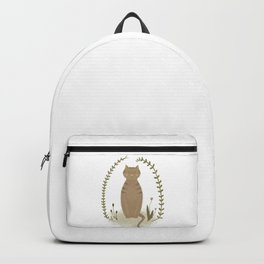 Nature Cat Backpack