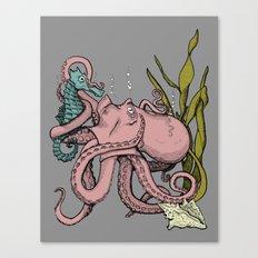 My Little Pony (Color) Canvas Print