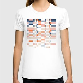 Connecting lines 4. T-shirt