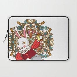A Bunny's Tale Laptop Sleeve
