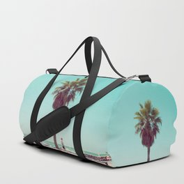 Just Another Summer Postcard Duffle Bag