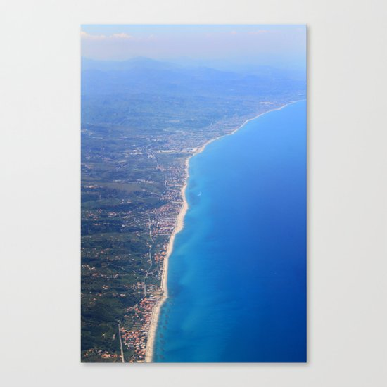 90 mile beach Canvas Print