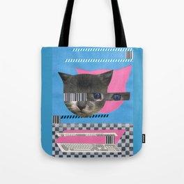 computercat1 Tote Bag
