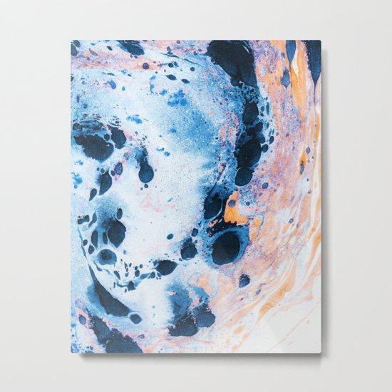 Stone Water #society6 #decor #buyart Metal Print