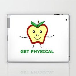 Fitness Apple Laptop & iPad Skin