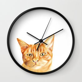 Lionel Wall Clock