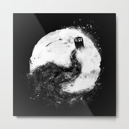 All of Space and Time Metal Print