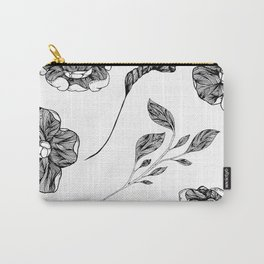 Wild Flowers #2 Carry-All Pouch
