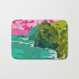 Pololu Valley, Big Island Bath Mat