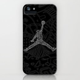 JUMPMAN iPhone Case