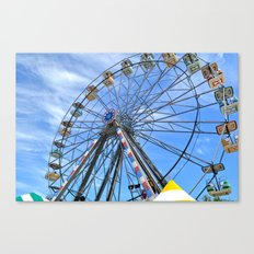 Fun Wheel Canvas Print