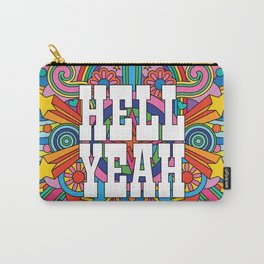 Hell Yeah Carry-All Pouch