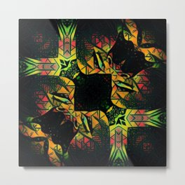 NM Design 1 Metal Print