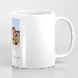 Moroccan kasbah Coffee Mug