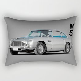 The DB5 Rectangular Pillow