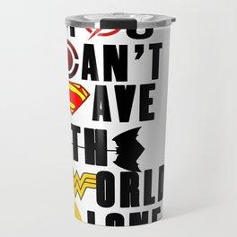 league justice Travel Mug