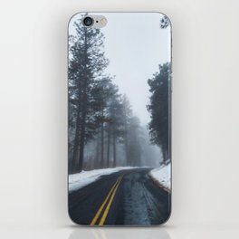 Top of the Hill iPhone Skin