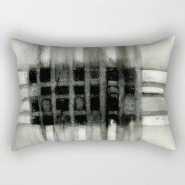Monochrome Rectangular Pillow