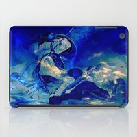 angels iPad Cases featuring angels by  Agostino Lo Coco