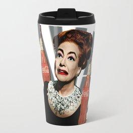Joan Crawford Coca-Cola Travel Mug